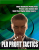 Thumbnail PLR Profit Tactics With Private Label Right