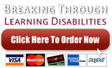 Learning Disabilities (MRR)