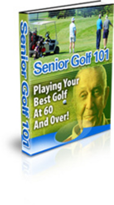 Product picture Senior Golf 101 (plr) + Senior Golf Adsense Web + 25 Article