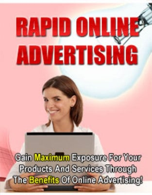 Product picture Rapid Online Advertising Resell Product (MRR)