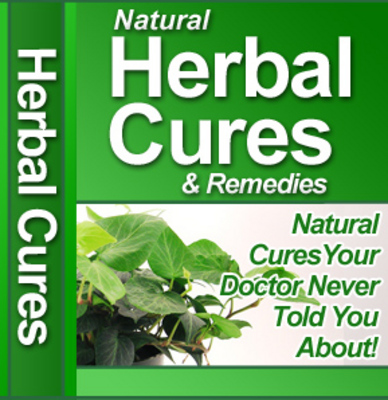 Product picture Natural Herbal Cures With PLR