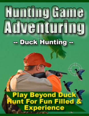 Product picture 50 Hunting Game Adventuring (PLR)