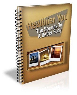 Product picture Healthier You (MRR)