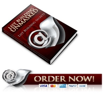 Product picture List Building Unmasked With PLR