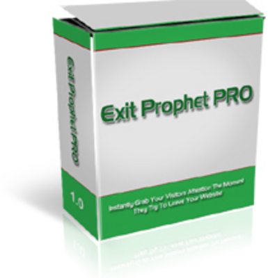 Product picture Exit Prophet Pro With Master Resale Rights + Private Labels