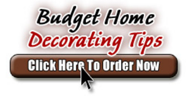Product picture Budget Home Decorating Tips (plr)