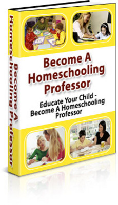 Product picture HOME SCHOOLING YOUR CHILD (PLR)