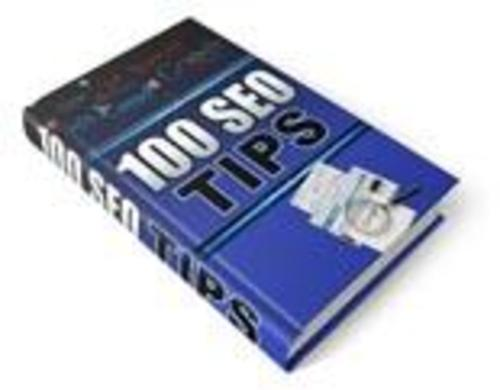 Product picture 100 SEO Tips (MRR)