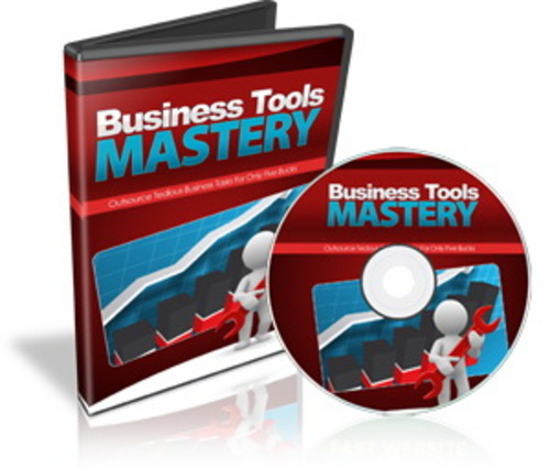 Product picture Business Tools Mastery Videos (MRR)